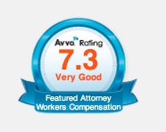 Avo Rating: 7.5 Very Good. Featured Attorney Workers Compensation